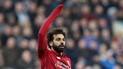 Mohamed Salah di Antara Tiga Pemain Terbaik Dunia