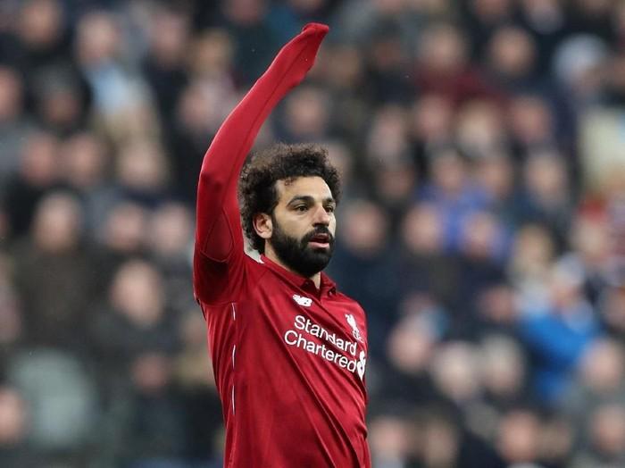 Mohamed Salah. Foto: Scott Heppell/Reuters
