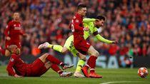 Dikontrak Nike, Liverpool Cuma Kalah dari Barcelona dan Madrid
