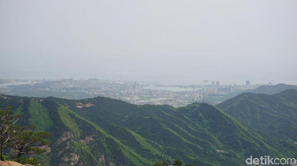 Kota Cantik di Korea Selatan, Dulunya Milik Korea Utara