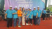 Transaksi Rp 930 Juta Berputar di Festival Tapal Batas Badau