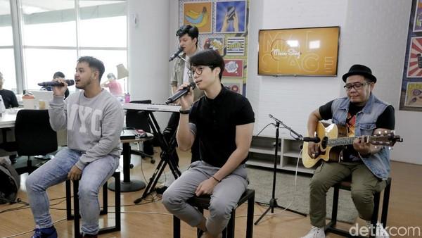 Yuk, Kenalan dengan Personel dan Lagu Baru Yovie & Nuno!