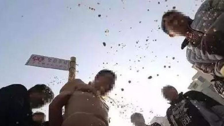 China Larang Tradisi Perpeloncoan Bagi Pengantin Pria