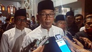 Ridwan Kamil Minta Elit Politik Redakan Kerusuhan Jakarta