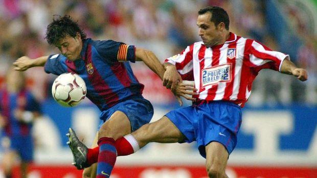 Luis Enrique juga dilabeli pengkhianat oleh fan Madrid.