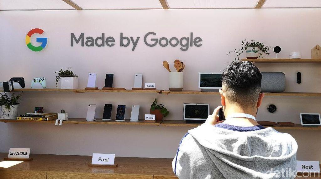 Google Diprediksi Akan Luncurkan HP Layar Lipat Tahun Ini