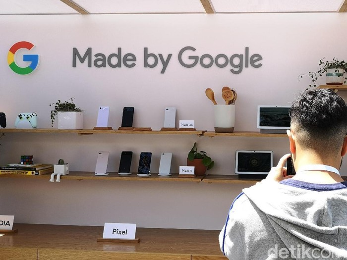 Google, Kantor Google, Ilustrasi Google