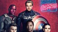 Sandra Bullock didapuk sebagai Wasp, Cuba Golding Jr sebagai War Machine, Johnny Depp memerankan Hawkeye, Leonardo DiCaprio sebagai Captain America dan Dolph Lundgren sebagai Vision.Dok. Instagram/houseofmat