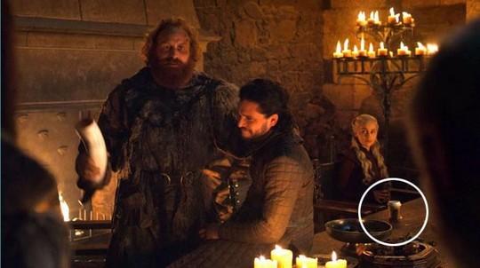 Inikah Jawaban Teka-teki Pemilik Cup Kopi di Game of Thrones?