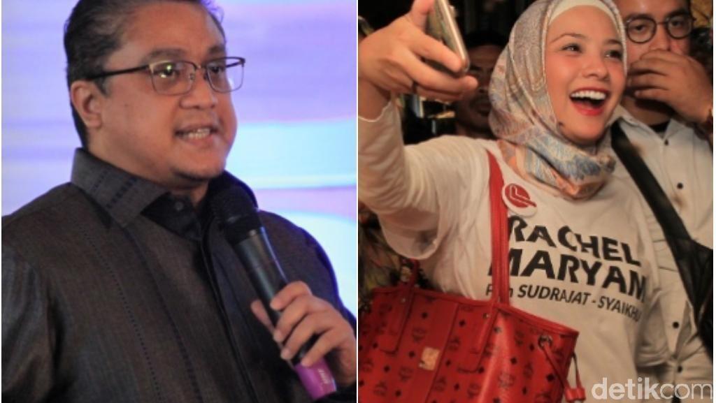 Maju Lagi ke Senayan, Ini Target Komisi Dede Yusuf dan Rachel Maryam