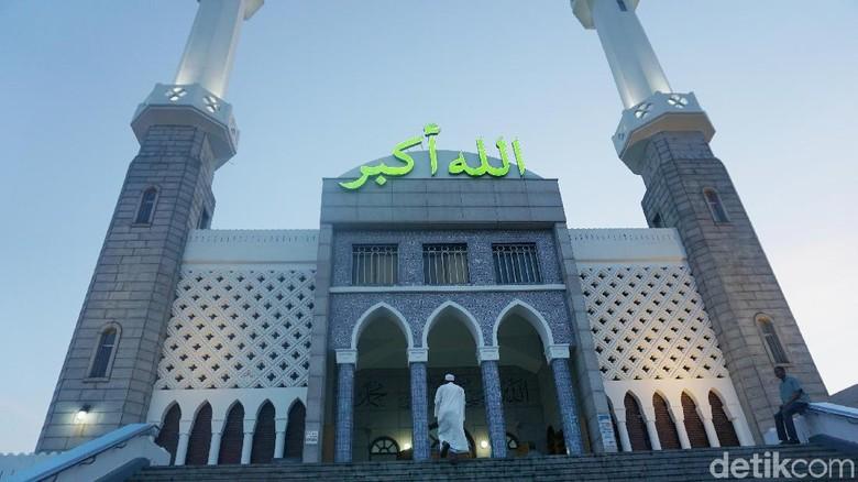 Seoul Central Mosque (Afif Farhan/detikTravel)