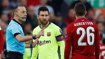 Pernah Toyor Messi, Robertson Beri Pengakuan