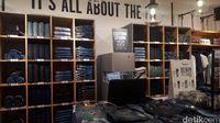 Serunya Desain 'Tato' Denim di Custom Studio Pepe Jeans