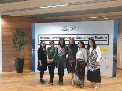 Di Forum Gastronomi Dunia, Indonesia Pamer Potensi Ubud