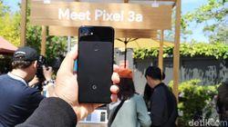 Google Setop Jualan Pixel 3a