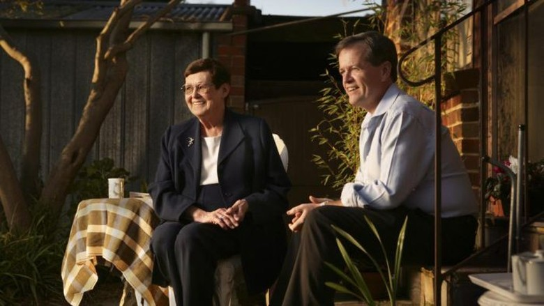Di Australia Pun Orangtua Calon Pemimpin Jadi Sorotan Saat Kampanye Pemilu