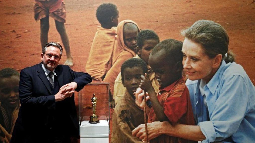 Potret Intim Audrey Hepburn Dipamerkan di Belgia