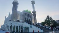 Selamat datang di Seoul Central Mosque (Afif Farhan/detikTravel)