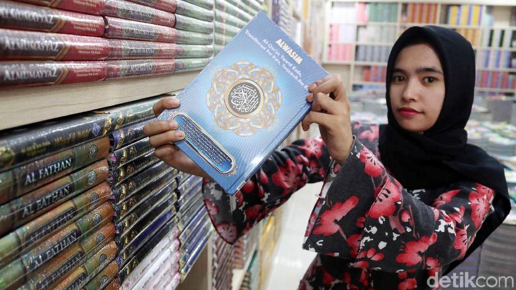 Penjualan Alquran Meningkat saat Ramadhan