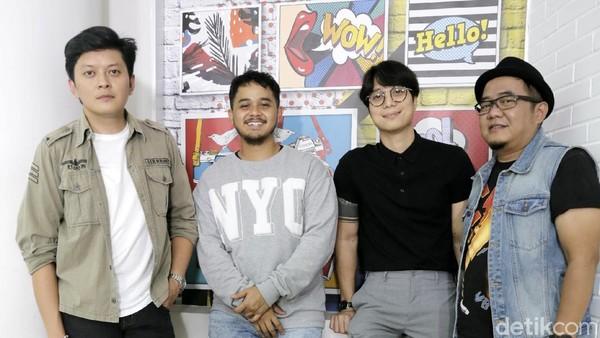 Kenalan dengan Ady Julian, Pengganti Yovie Widianto di Yovie & Nuno