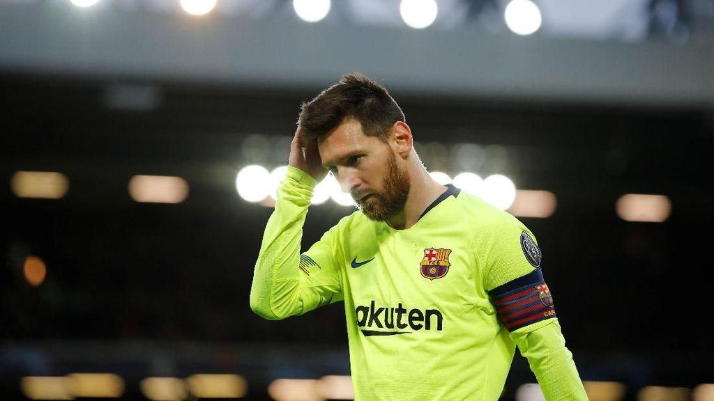 Ronaldo: Kenapa Jika Barcelona Kalah, Messi Tak Pernah Disalahkan?