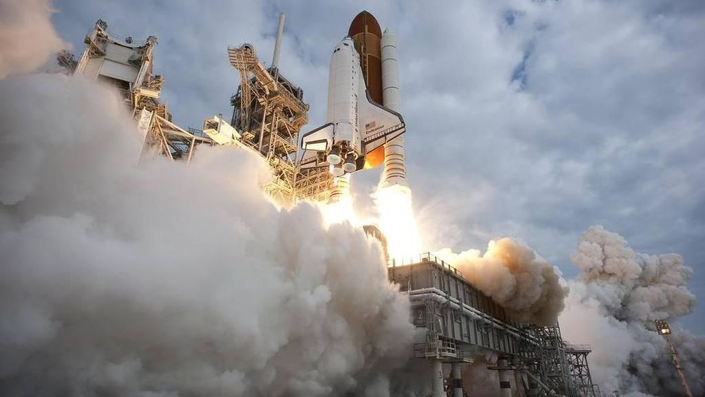 Mengenang Aksi Spektakuler Endeavour, Pesawat Ulang Alik Terakhir NASA