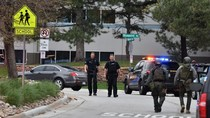 2 Siswa Lepas Tembakan di Sekolah AS, 1 Orang Tewas dan 7 Luka-luka