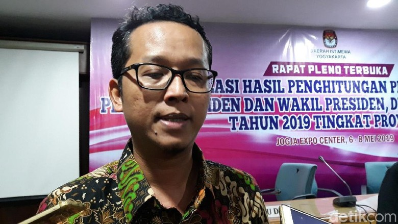 Ribuan Suara PPP Geser ke NasDem di Sleman, KPU DIY: Perlu Didalami