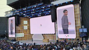 Hajatan Besar Google