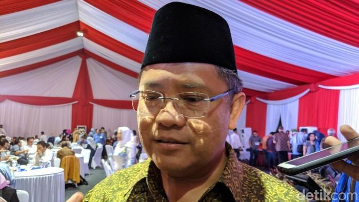 Menkominfo Rudiantara bicara soal implementasi 5G di Indonesia. (Foto: Adi Fida Rahman/detikINET)