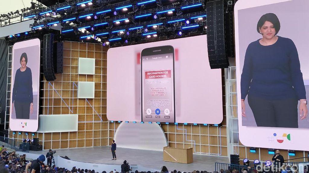 Google Lens Akan Bisa Bantu Pilih Makanan di Restoran