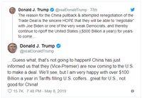 Jelang Pertemuan AS - China, Indeks Dolar Turun Tipis