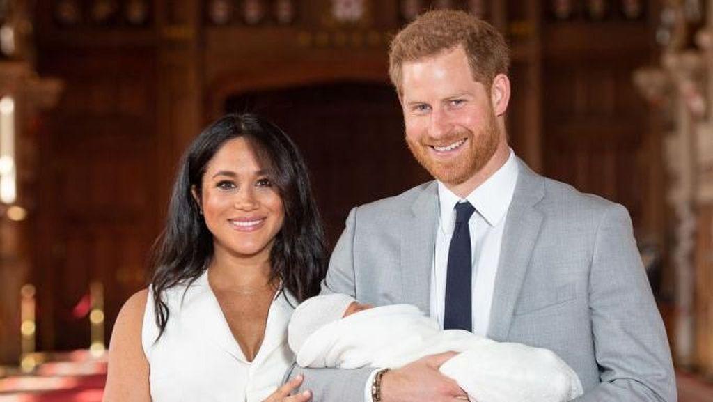 Terungkap, Pekerjaan Resmi Meghan Markle di Sertifikat Kelahiran Bayi Archie