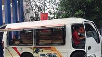 Kementan Operasi Pasar Pakai Mobil Berbahan Bakar B100