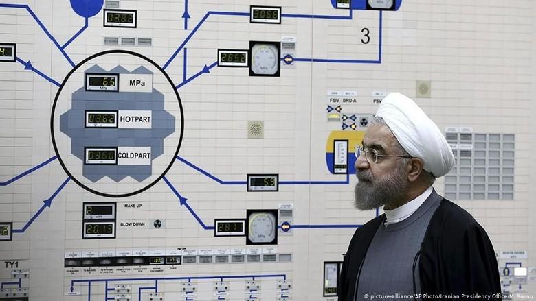 Iran Batalkan Beberapa Komitmen dalam Kesepakatan Nuklir 2015