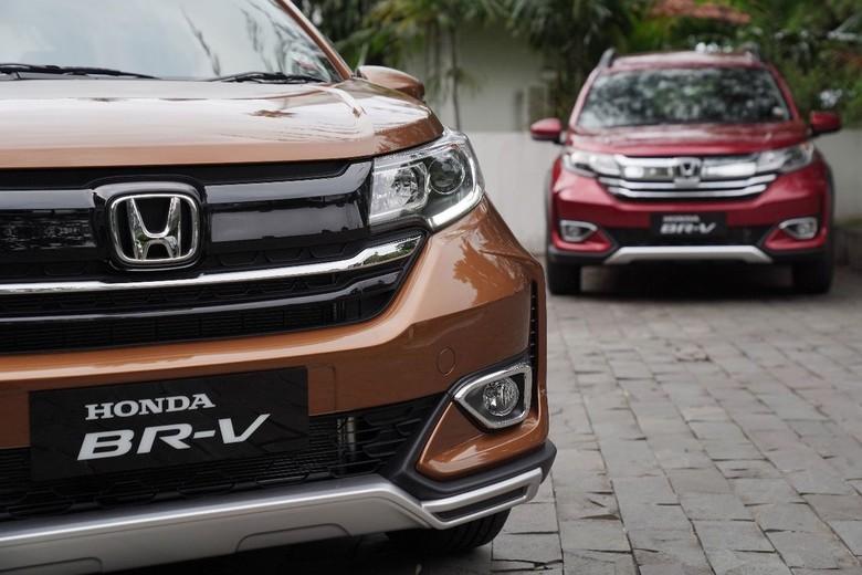 Honda BR-V. Foto: PT Honda Prospect Motor