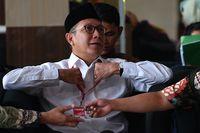 Lukman Hakim Saifuddin, Menteri Agama di era pemerintahan Jokowi-JK yang disebut-sebut menerima gratifikasi dari sejumlah pihak