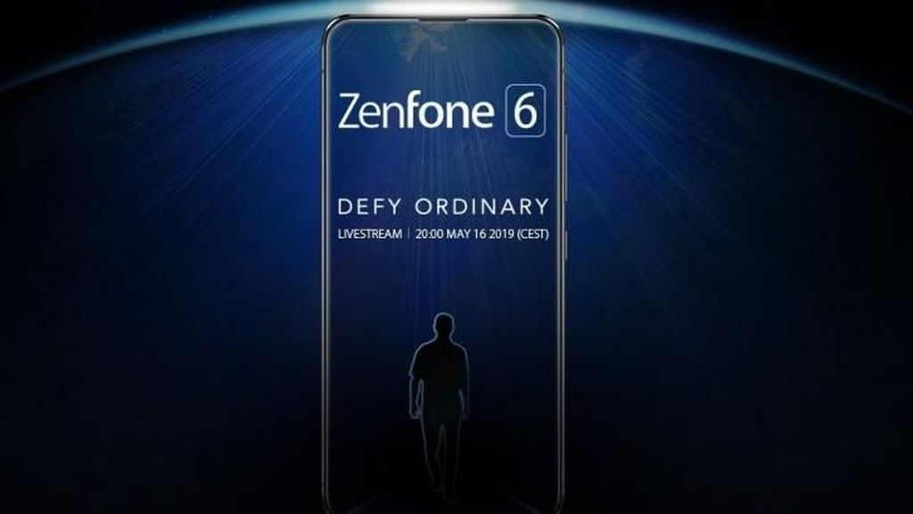 Asus Zenfone 6 Sindir OnePlus 7 Pakai Rumus Matematika