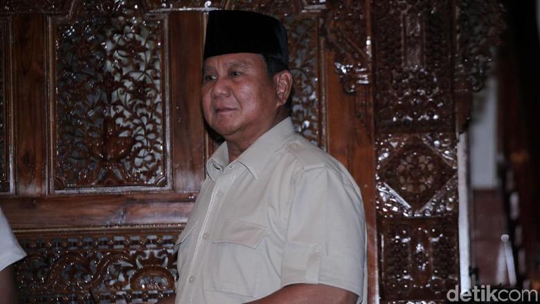 Prabowo Berobat ke Jerman, akan Pulang Sebelum Putusan MK