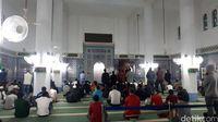 Bagian dalam masjidnya (Afif Farhan/detikTravel)