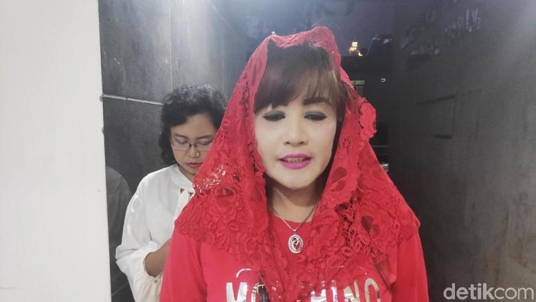Dewi Tanjung: Eggi Sudjana Harus Minta Maaf ke Rakyat dan Jokowi