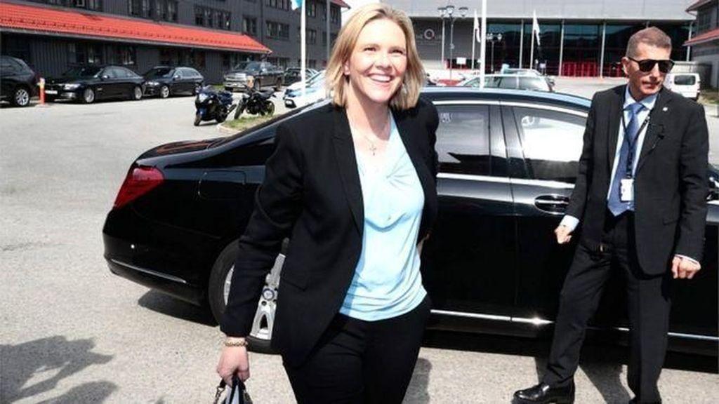 Picu Kontroversi, Menkes Norwegia Bebaskan Orang Merokok dan Minum Alkohol