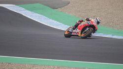 Lorenzo Belum Maksimal di Le Mans, Honda Amati Ada Sisi Positifnya