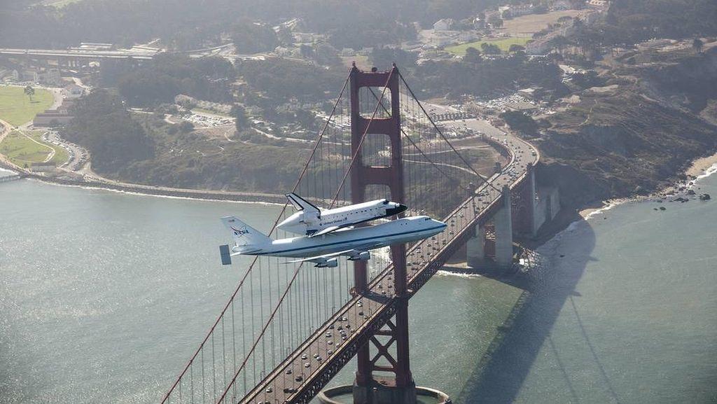 Aksi Spektakuler Endeavour, Pesawat Ulang Alik Terakhir NASA