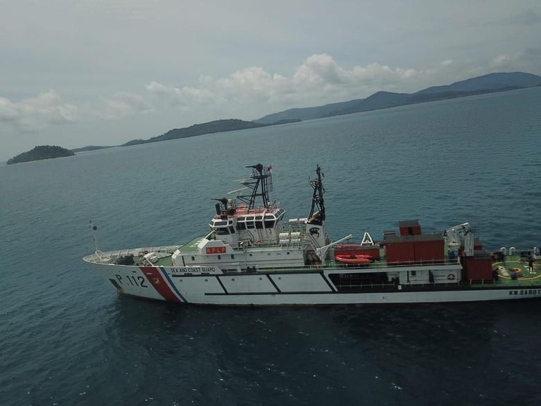 Kemenhub Siagakan Ratusan Kapal Patroli Penjagaan Laut Saat Mudik