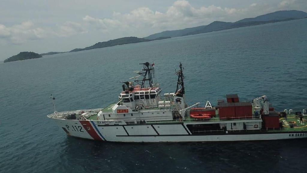 Oktober, Lapor Pencemaran Kapal di Laut Bisa Lewat Buku Elektronik