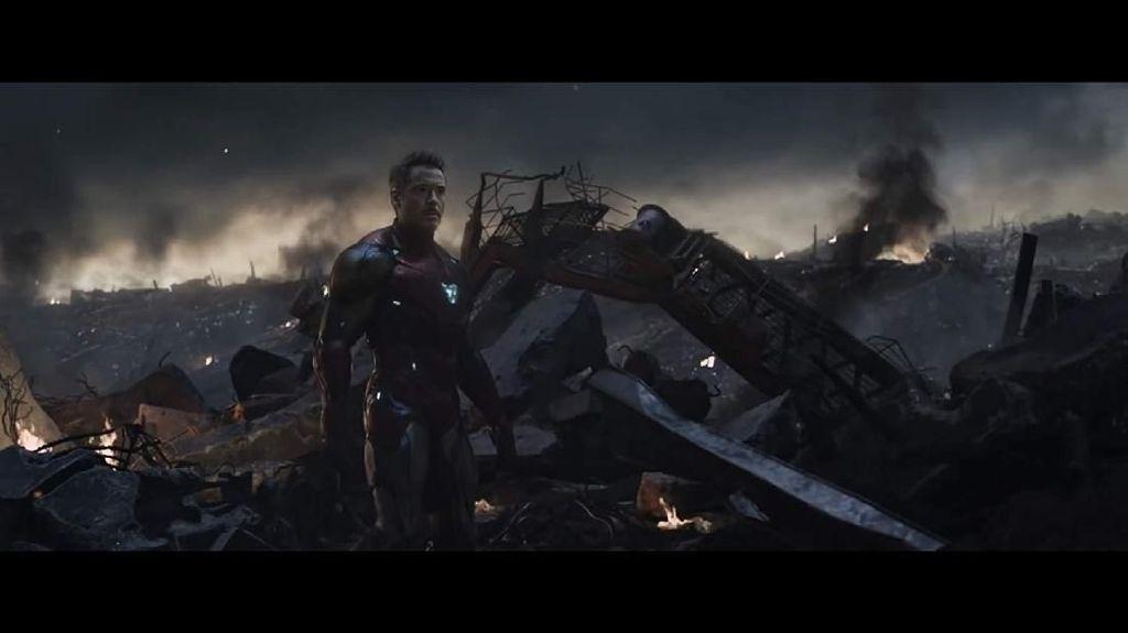 Bukan I Am Iron Man, Robert Downey Ingin Sebut Ini di Akhir Endgame