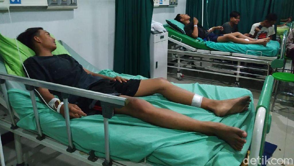 Dua Remaja di Kota Tegal Ditembak Senapan Angin Saat Sahur