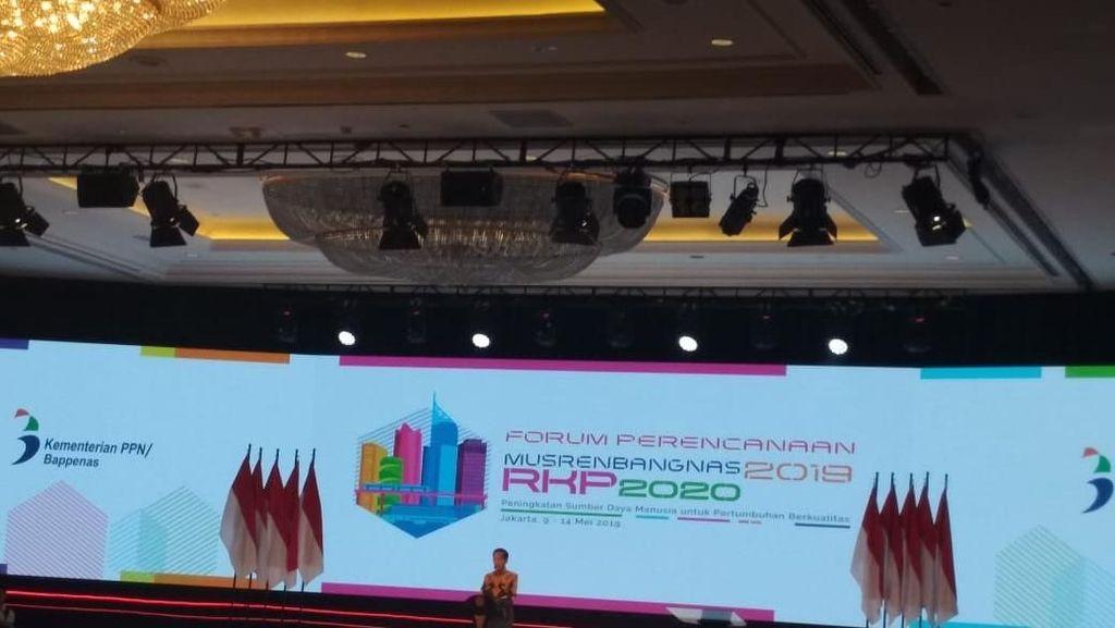 Jokowi dan Para Kepala Daerah Bahas Rencana Pembangunan 2020