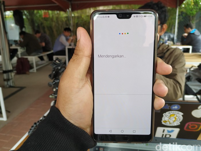 Google Assistant, Ilustrasi Google Assistant